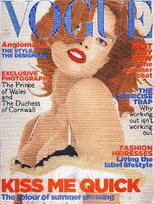 Vogue ручной работы от Инге Якобсен.