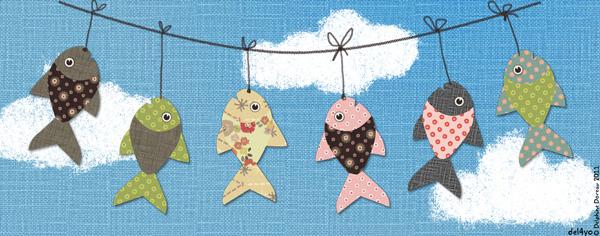 День рыбки.