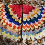 Каждому ангелу - крылышки. Пэчворк для начинающих.