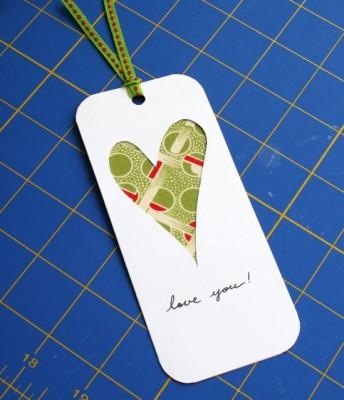 Простая и лаконичная открытка для тех, кого вы любите.