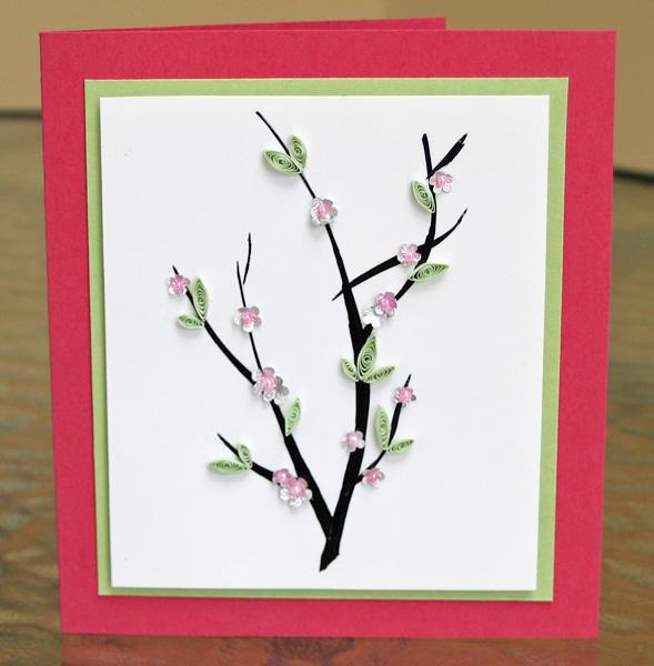 Такая открытка или панно будут превосходным подарком женщине, девушке на любой праздник - 8 марта, день рождения.