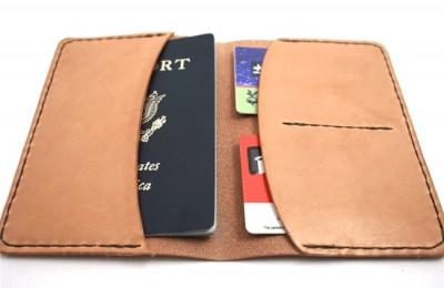 Обложка для паспорта своими руками.