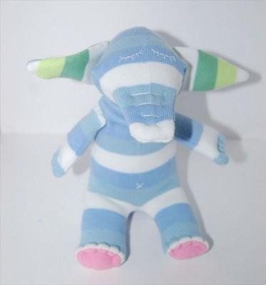 Слон из носка.