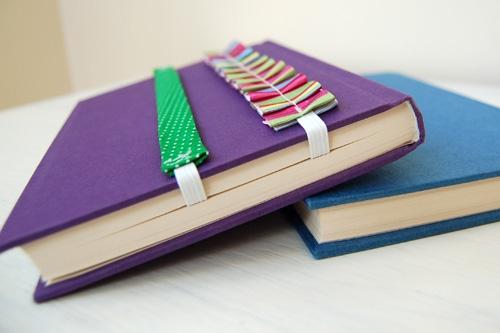 Закладки книг сделать своими руками