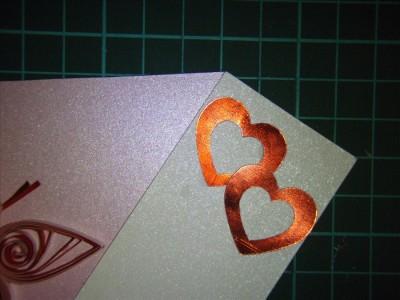 МК по созданию Приглашения на свадьбу своими руками. Автор - Печурина Надежда.