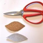 Как сделать нежную композицию из природных материалов.