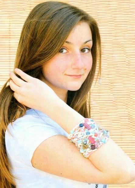 Уроки бисероплетения браслетов - Делаем фенечки своими руками.