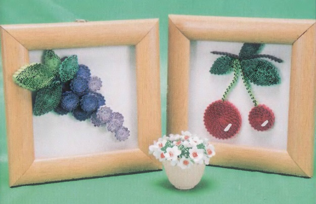 Панно с фруктами