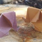 сборка оригами