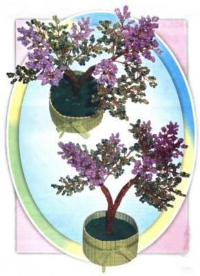 В этом мастер классе вы узнаете о бисерной флористике. продолжение.