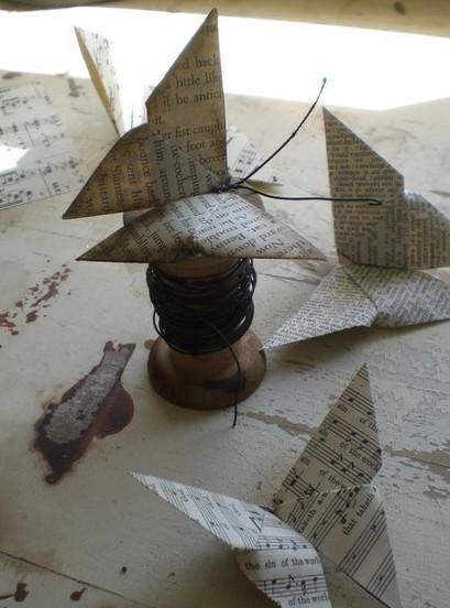 Родиной складывания оригами