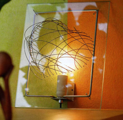 Поделки на 23 февраля: модный светильник ручной работы