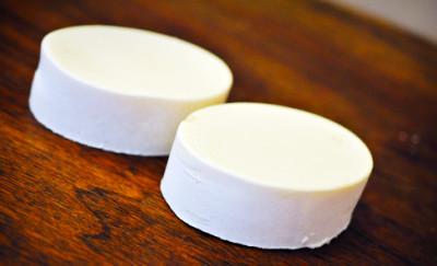 Мыло с кокосовым молоком