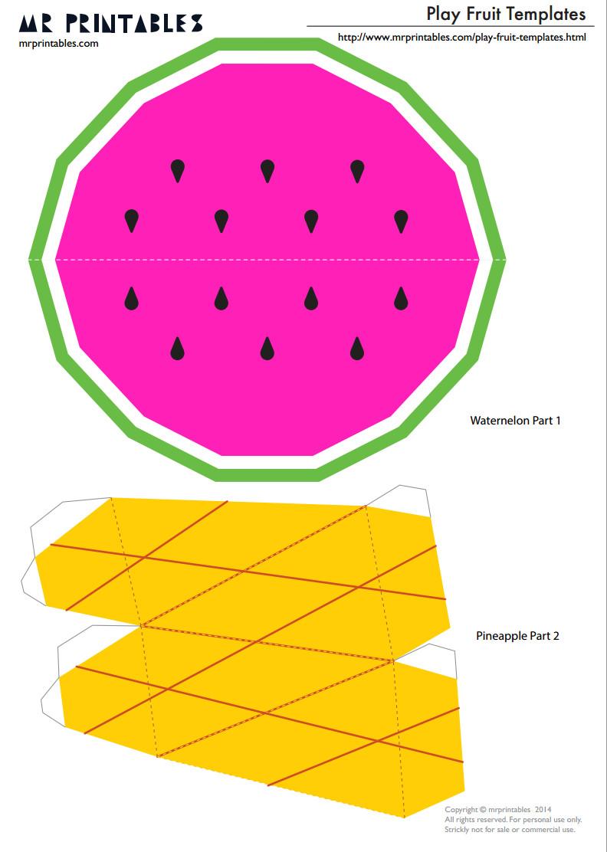 Учимся создавать яркие фрукты в технике квиллинг