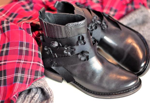 обувь украшение