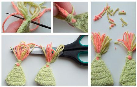 вязание шапки крючком для мальчиков