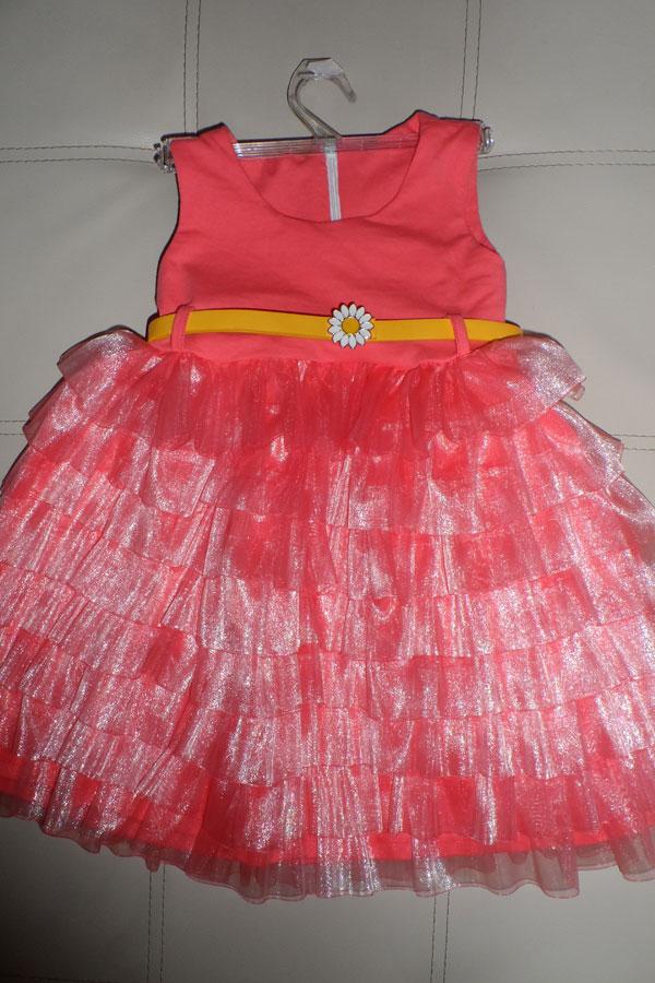 фото шьем платье для девочки