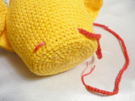 вязание игрушки детям своими руками