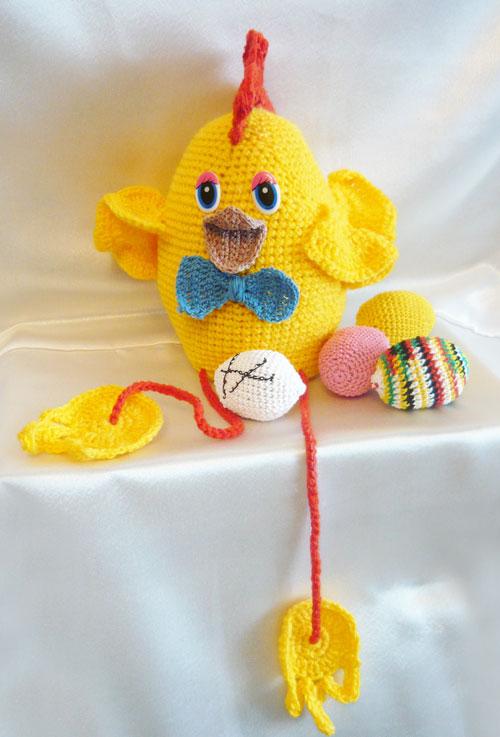 вязание крючком игрушки фото